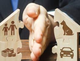 Community Property in Divorce Property Settlement