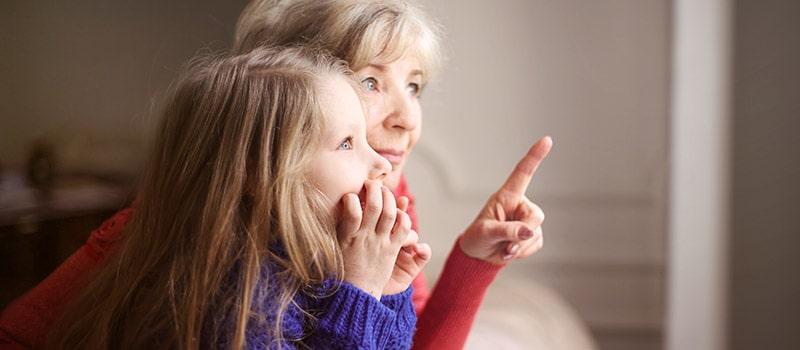 Grandparents Adoption of Child