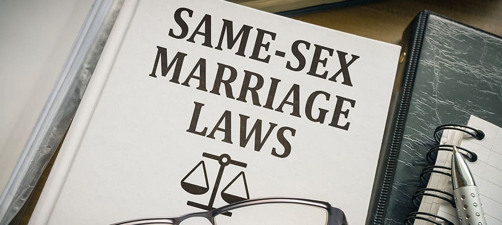Same Sex Marriage Law Custody Divorce