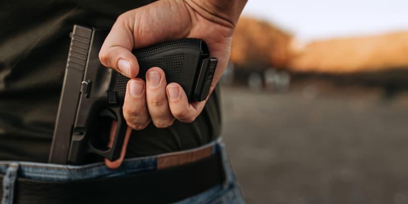 Unlawful Possession Of A Firearm